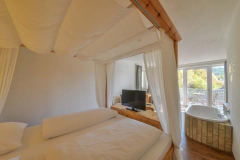 Zimmer im Hotel Heckl